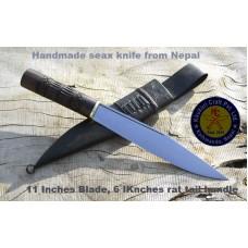 11 Inches Handmade Seax