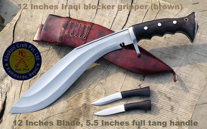 12 Inches Iraqi blocker gripper